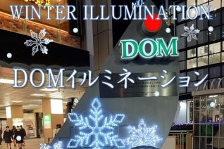 DOMイルミネーション【WINTER ILLUMINATION】